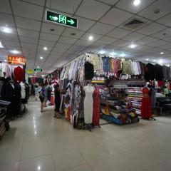 Groothandels in textiel