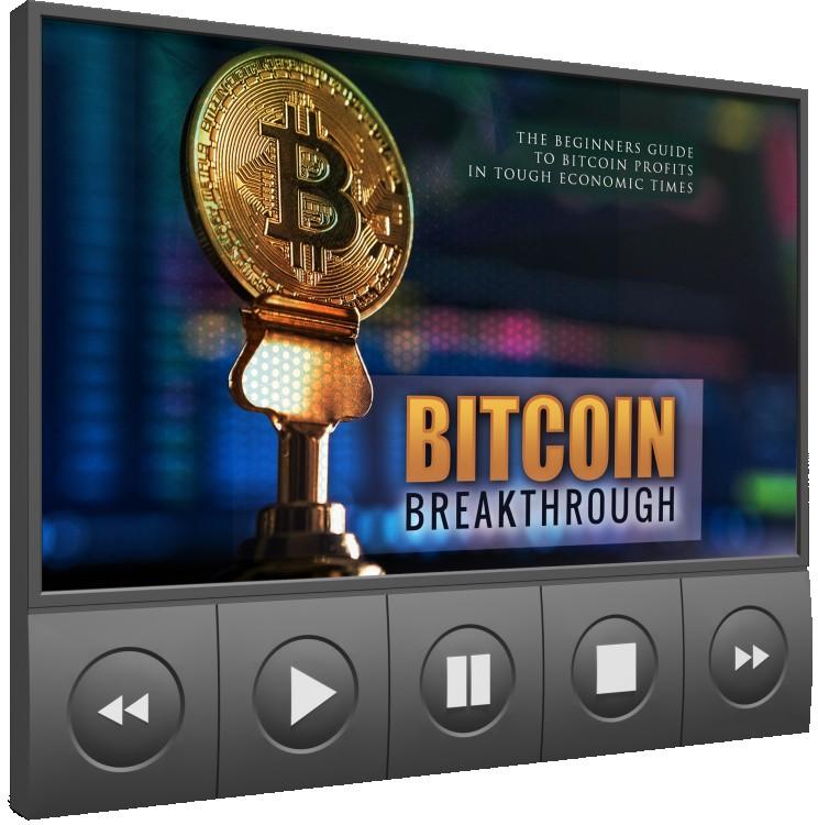 Bitcoin Breaktrough